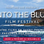 Banner Into the blue - Film Festival fév. 2016