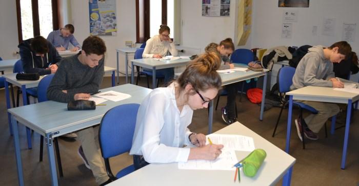 Rentrée des classes au GCBF