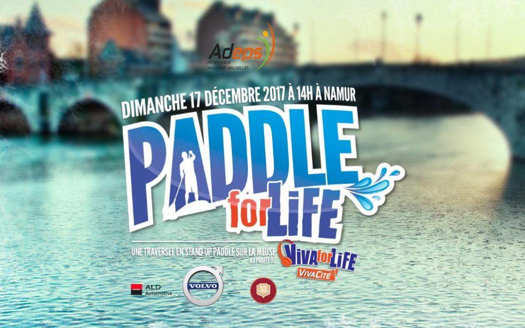 La FFYB s'associe à nouveau au défi Paddle For Life
