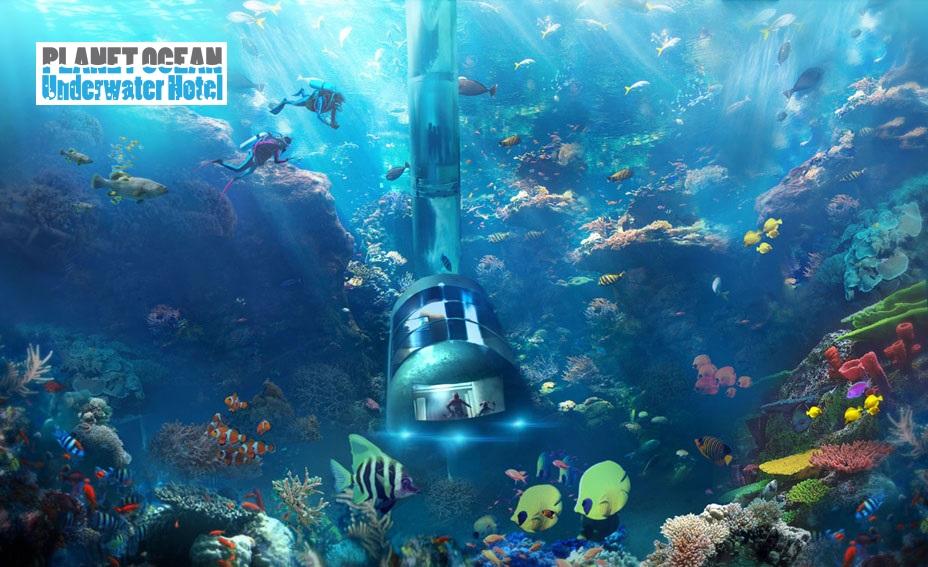 Hôtel philanthrope et sous marin
