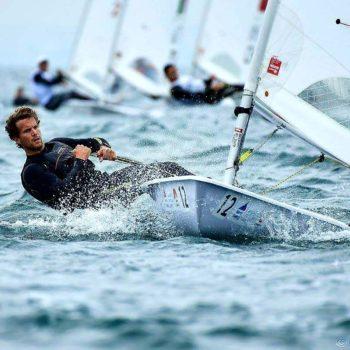 Deux compétitions au Japon pour Wannes Van Laer