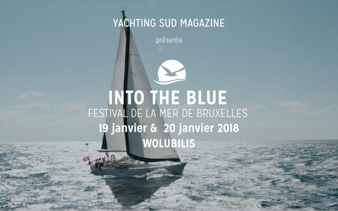 """La FFYB participe au Festival """"Into The Blue"""""""