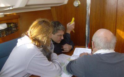 Cours de navigation Brevet de yachtman (compléments) Au GCBF