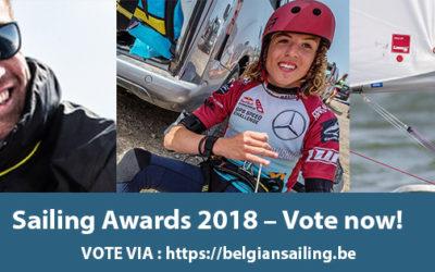 Sailing Awards 2018 – Vote now!