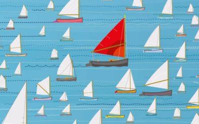 Evénement CAP48 : Navigation en Flotille de Breskens à Roompot
