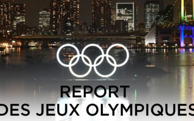 JO 2020 reportés d'un an débuteront le 23 juillet 2021.