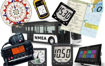 Cours de navigation électronique au SNEH