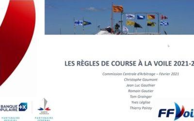 Webinaire Nouvelles RCV 2021-2024