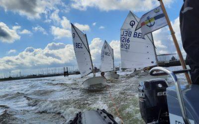 La Volvo Sailing Academy à la Nieuwpoortweek