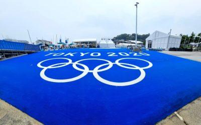 Les Jeux Olympiques commencent dans quelques jours…