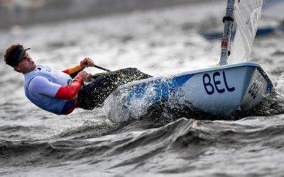 Wannes Van Laer, sélectionnépour les Jeux Olympiques à Tokyo