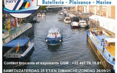 Le 26e Pardon Batellerie-Plaisance-Marine (25 et 26 septembre)
