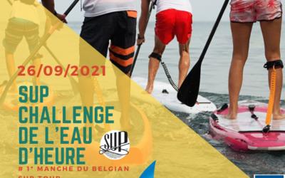 SUP CHALLENGE DE L'EAU D'HEURE – 26/09/2021